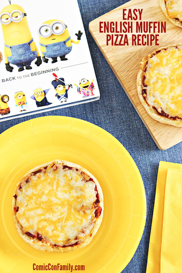 Dad's English Muffin Pizzas Recipe — Dishmaps