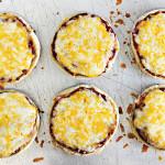Easy English Muffin Pizza Recipe for Movie Night