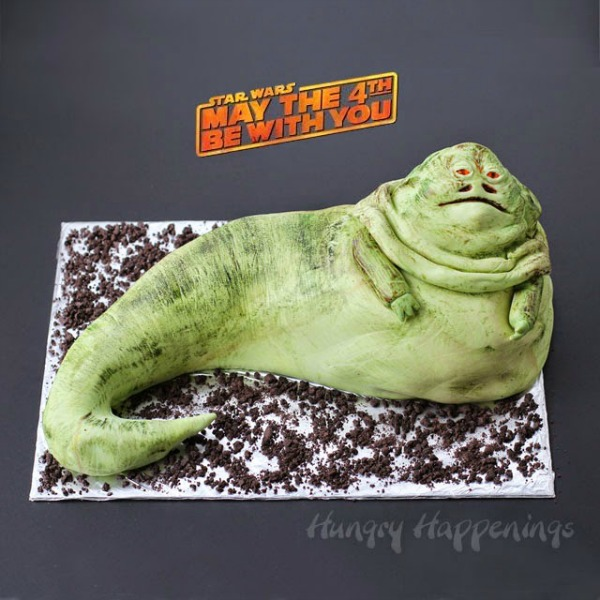 May The Fourth Be With You Recipes: 15+ DIY Star Wars Cake Ideas With Recipes