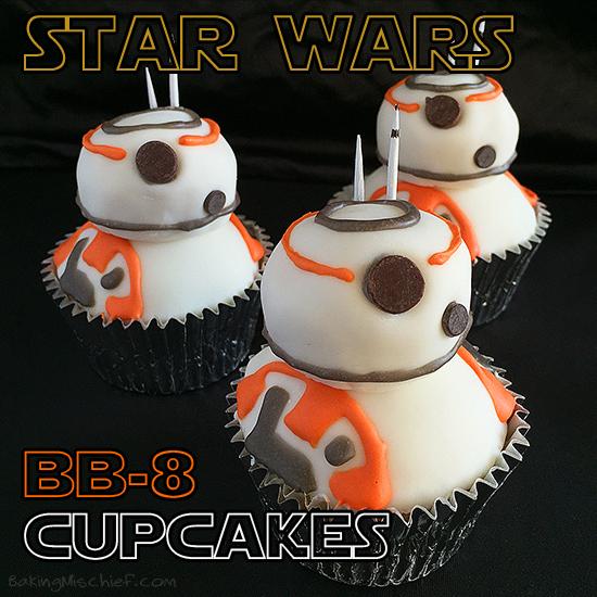 Diy Star Wars Bb  Birthday Cakes
