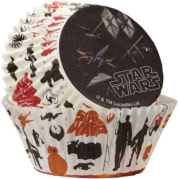 Star Wars Baking Cups