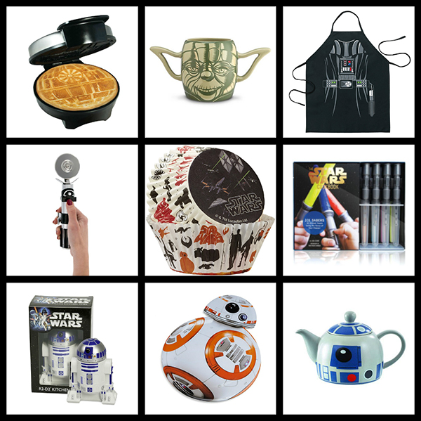 20+ Kitchen Gifts for Star Wars Fans
