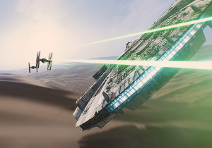 How Much Did STAR WARS: THE FORCE AWAKENS make opening weekend? Here's the totals!