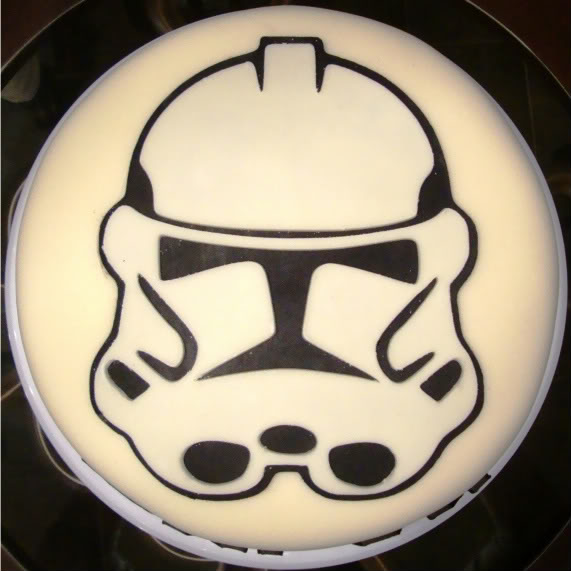 Easy Star Wars Cake Recipes