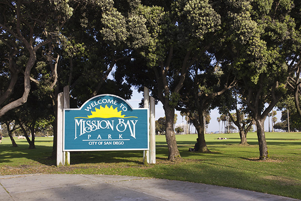 Free Things To Do Near Downtown San Diego: Mission Bay Park