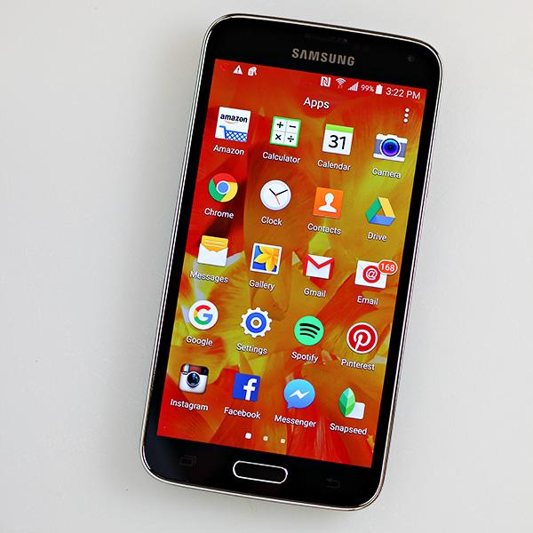 Samsung Galaxy S 5
