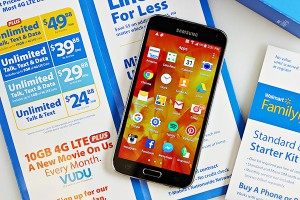 Introducing Walmart Family Mobile PLUS Plan – with up to 10GB Data!