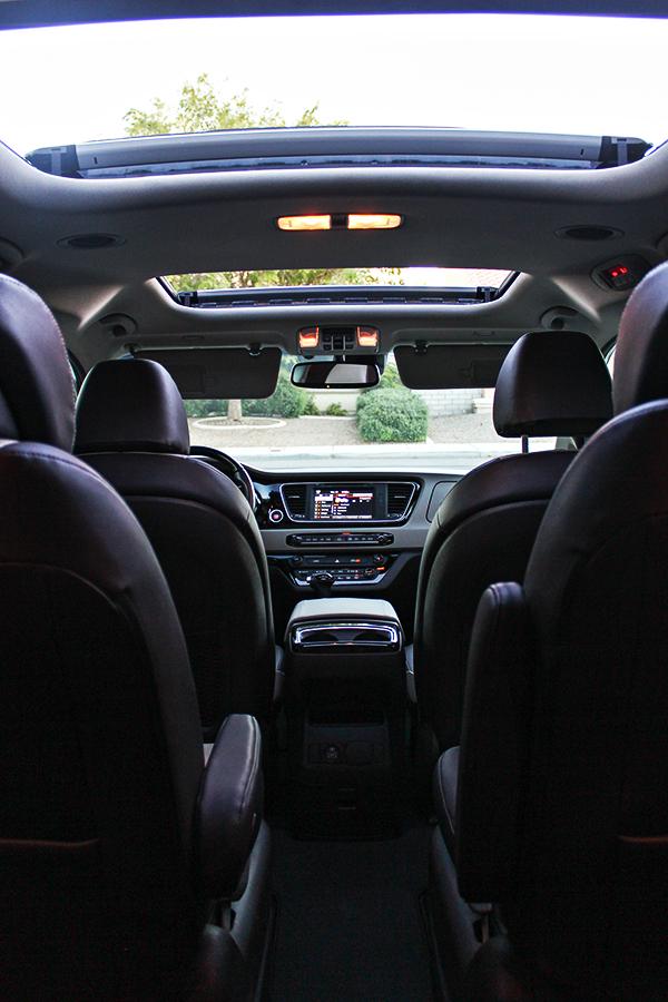 2015 Kia Sedona SX-L - Dual Sunroofs