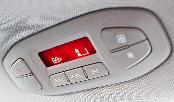2015 Kia Sedona SX-L - interior