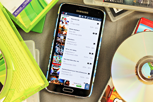 Apps to Manage Pop Culture Collections: Video Game Collections