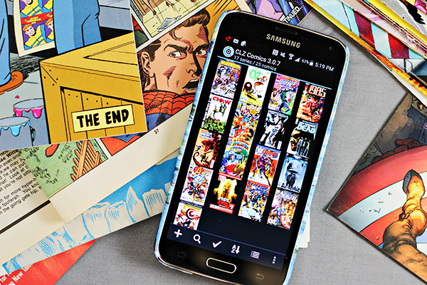 Apps to Manage Pop Culture Collections: Comic Book Collections
