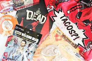 Loot Crate February 2016 Review – Dead Edition