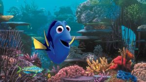 Watch Disney/Pixar's Finding Dory Movie Trailer