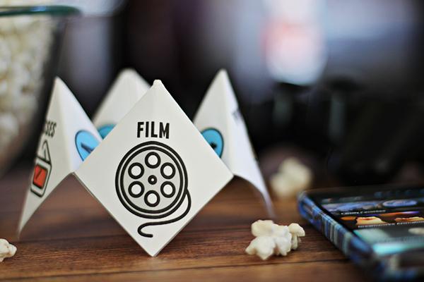 Free Printable - Family Movie Night Movie Picker