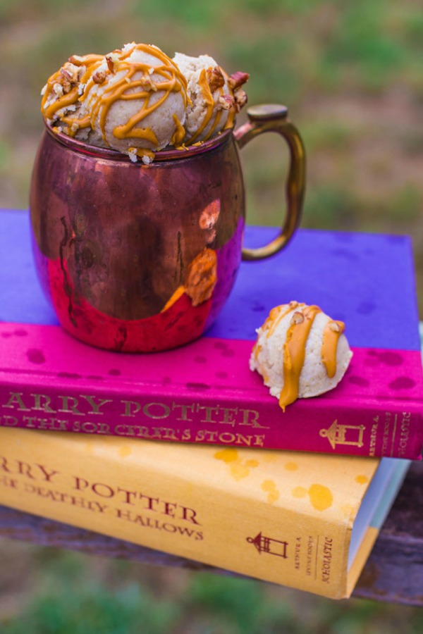 Harry Potter Butterbeer Macaroons
