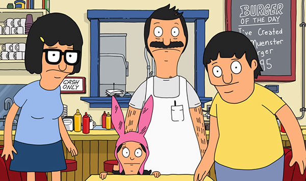 Bob's Burgers - Season 1 - Episode 11 - Weekend at Mort's