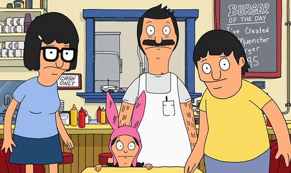 Bob's Burgers - Season 1 - Episode 11 - Weekend at Mort's