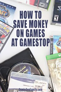 How to Save Money on Games at GameStop