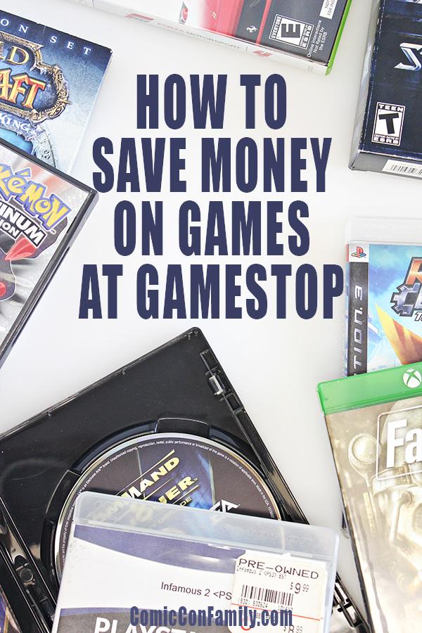 photograph regarding Gamestop Application Printable named How toward Help you save Economical upon Online games at GameStop - Comedian Con Household