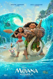 Watch Disney's Moana Movie Trailer