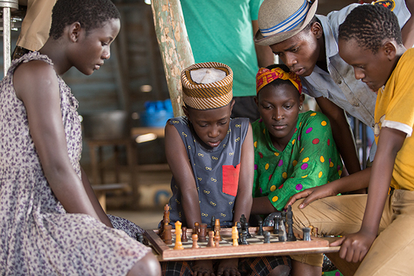 Queen of Katwe Movie Review