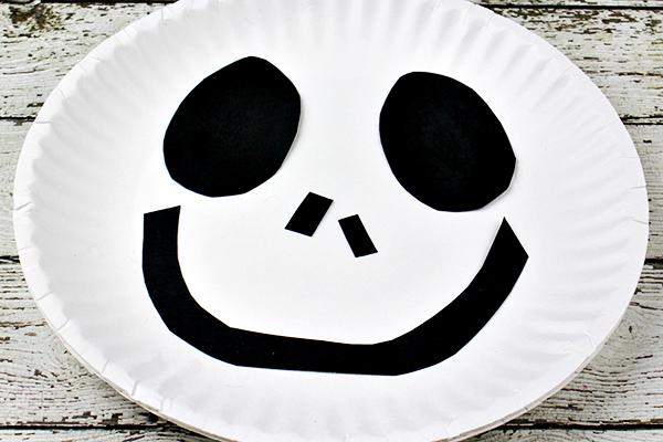 Save & the-nightmare-before-christmas-jack-skellington-paper-plate-craft ...