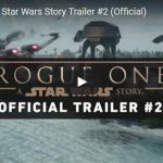 Watch the Star Wars Rogue One Movie Trailer #2