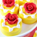 Beauty and the Beast Chocolate Dipped Oreo Cookies
