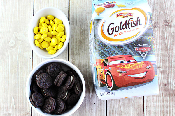 Cars Movie Night Snack Mix Recipe