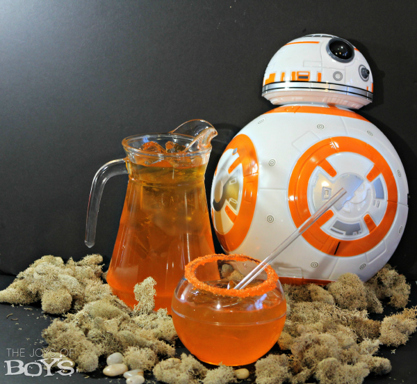Star Wars BB8 Punch by The Joys of Boys