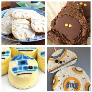 15 DIY Star Wars Party Snack Ideas & Recipes