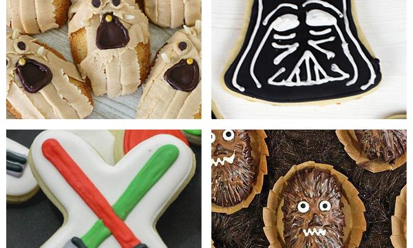 10+ Easy Star Wars Cookies – with Recipes and Instructions