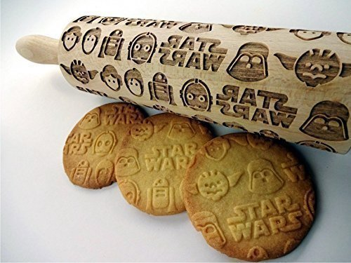 Star Wars Embossed Rolling Pin
