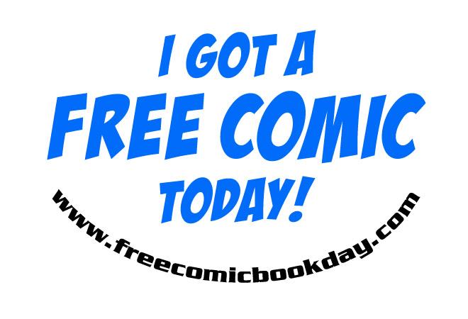 I Got a Free Comic Book Today