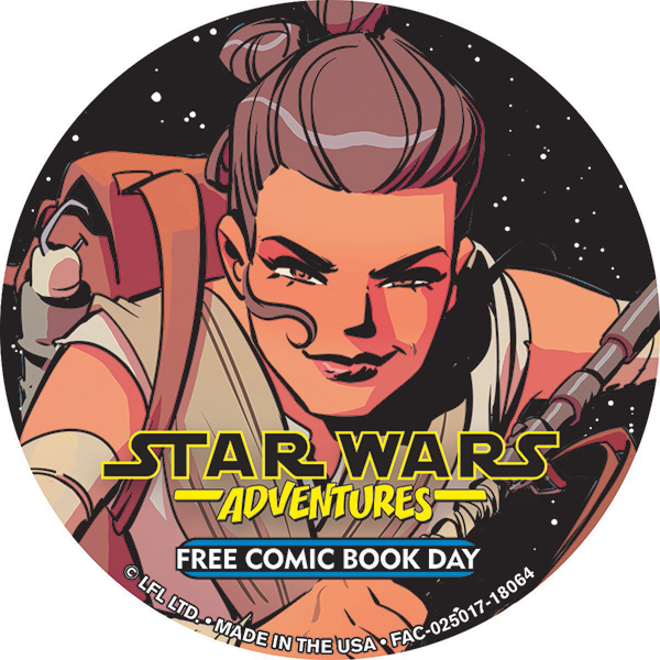 Star Wars Adventures Free Comic Book Day