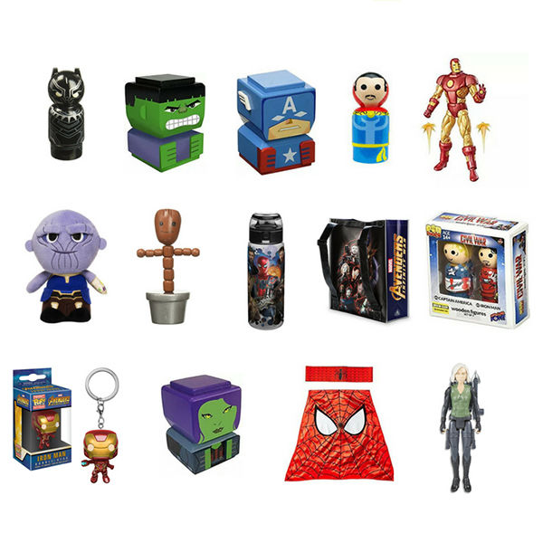 Marvel Avengers Infinity War Gift Pack Giveaway