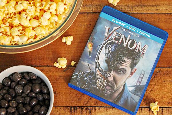 Marvel Venom Movie Night