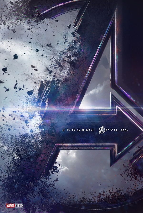 Avengers End Game Movie Poster